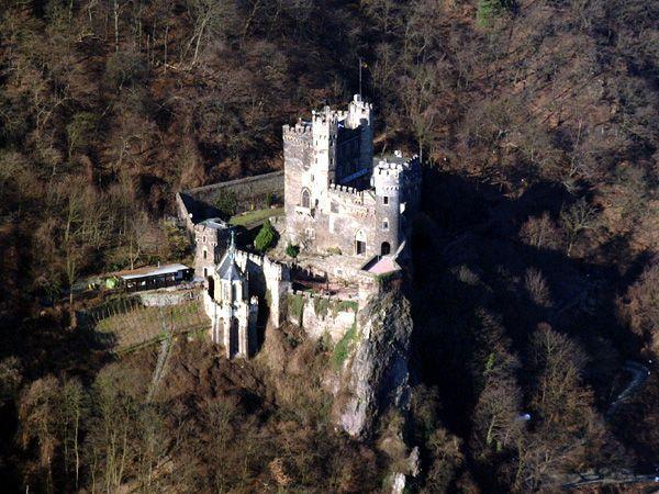 Замок Райнштайн - Замок Германии - экскурсии
