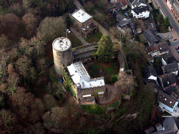 Замок Германии - экскурсии - Замок Хаймбург