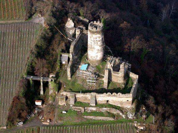 замок Фюрстенберг - Германия - замки