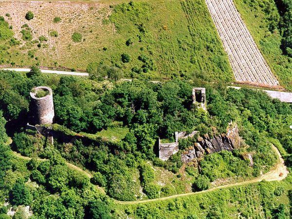 Германия - замки - замок Штальберг - фото users.livejournal.com