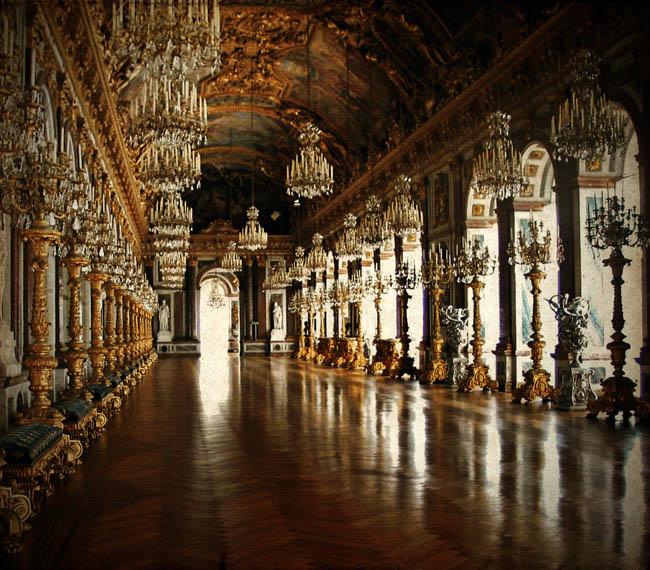 Замки германии фото дворец