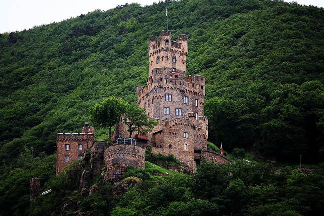 Зоонэк также являлся логовом рыцарей-разбойников - фото flickr.com