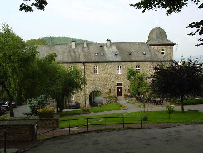 Замок Шнелленберг - фото flickr.com