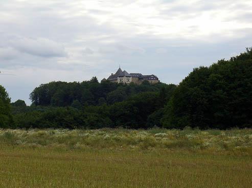 Замок Вальдек - экскурсии по замкам Германии - фото flickr.com