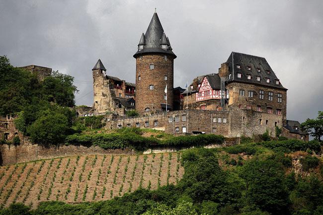 Замок Штальэк - Югендбург - как его сейчас называют - фото flickr.com