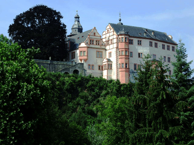 Замок Вайльбург - фото flickr.com