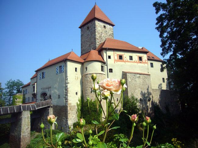 Замок Вернберг - Германия - фото flickr.com