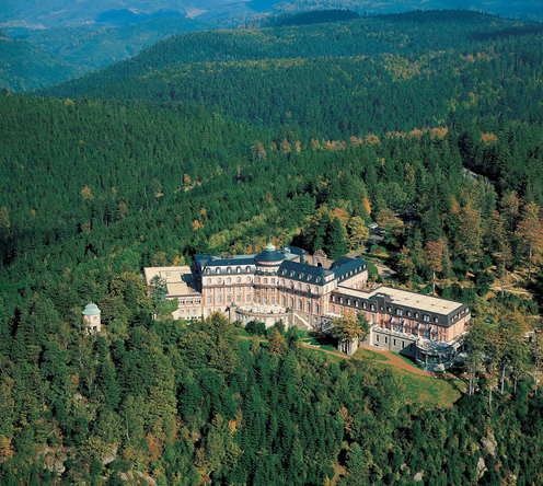 Германия - Дворец Бюлерхеэ - фото flickr.com