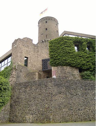 Германия: замок Годесбург - фото flickr.com