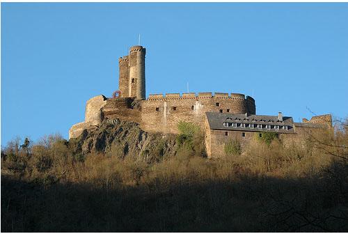 Замки Германии: Замок Эренбург - фото flickr.com