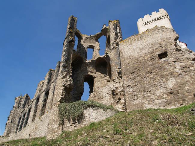 Замки Германии: Замок Ольбрюк - фото flickr.com