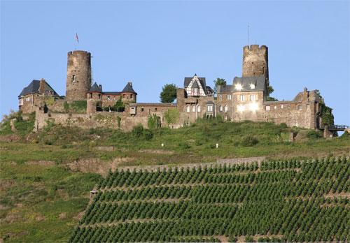 Замки Германии: Замок Турант