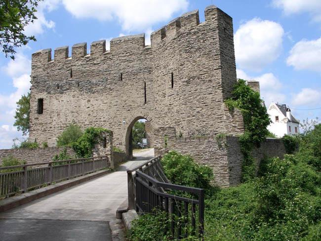 Замки Штерренберг и Либенштайн - Германия