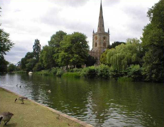 Родина Шекспира - Stratford-upon-Avon