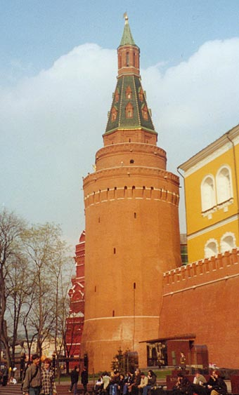 Башня Угловая Арсенальная  (Собакина)