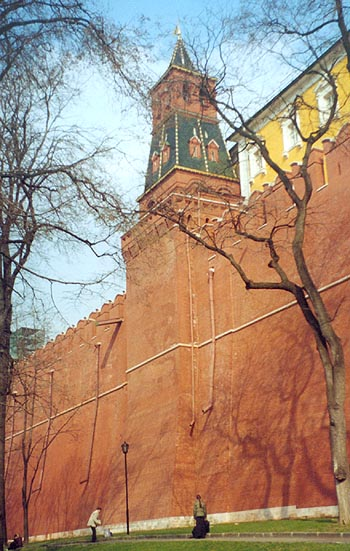 Башня Комендантская (Колымажная)
