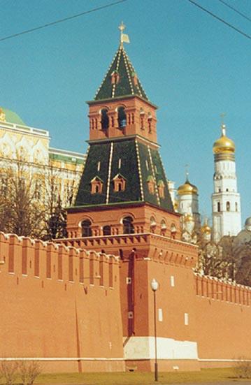 Башня Благовещенская