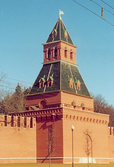 Башня Тайницкая