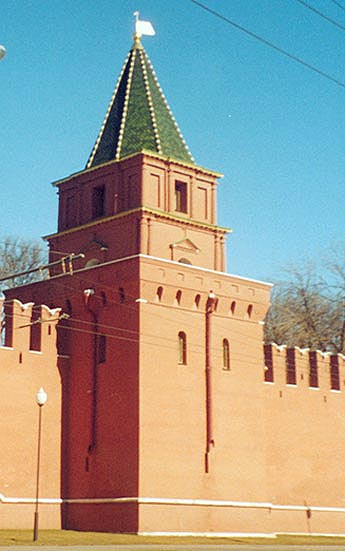 Башня Петровская (Угрешская, 3-я Безымянная)