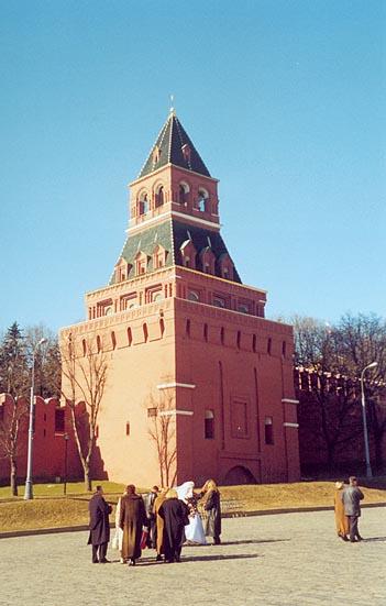 Башня Константино-Еленинская (Тимофеевская)
