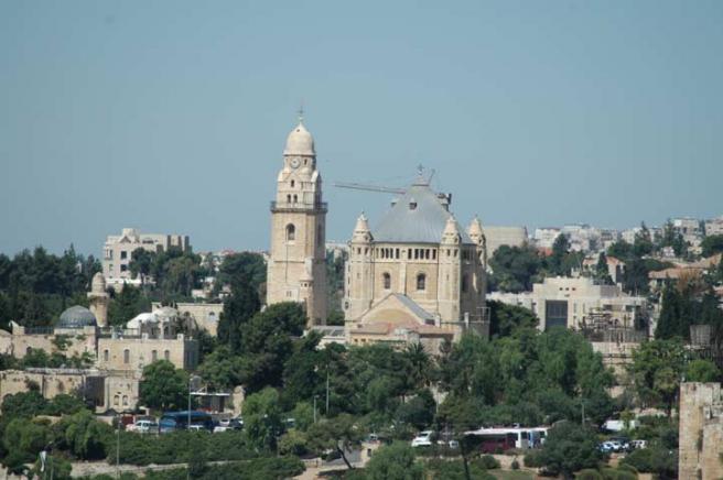 Иерусалим, строительство храма