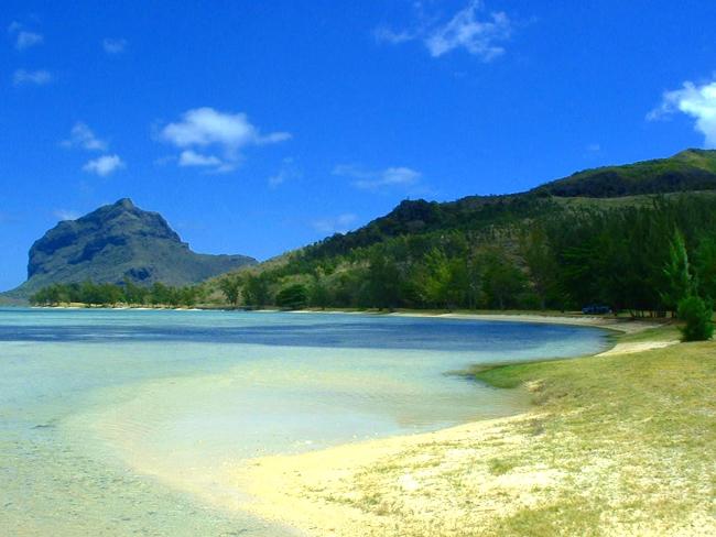 Дайвинг на Маврикии - фото