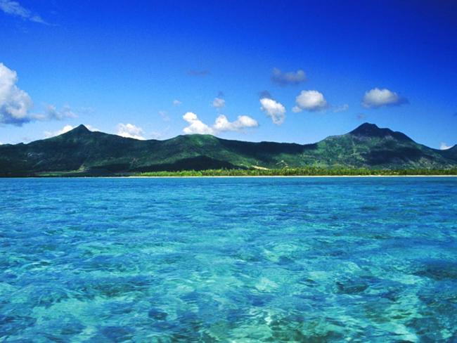 пляжи - Побережье Маврикий