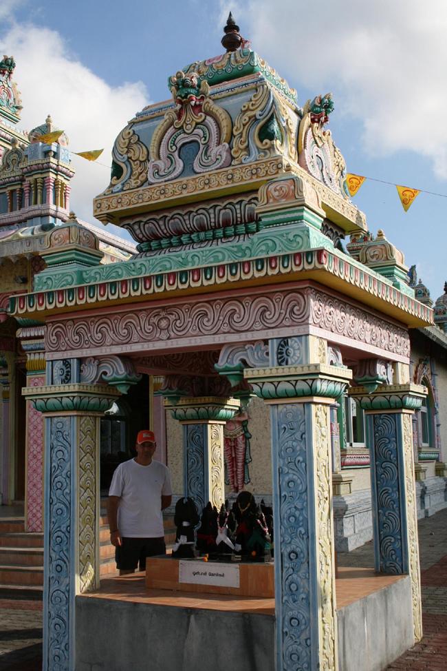 Маврикий - пляж - побережье - храмы
