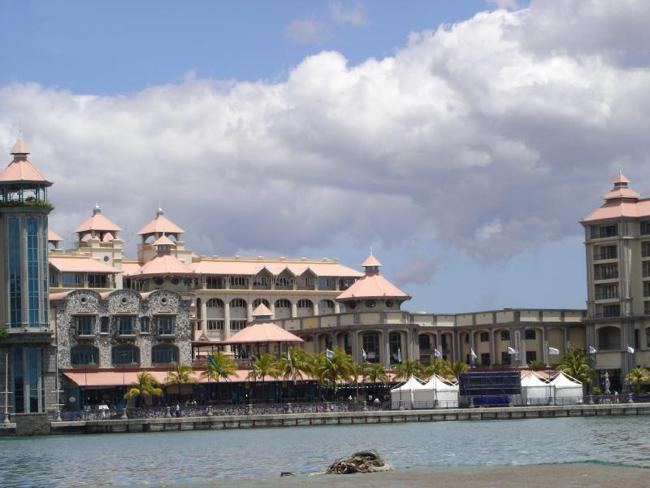 пляжи - Побережье Маврикия
