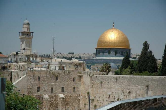 Золотой купол - Иерусалим