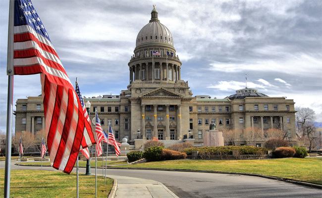 Штат Айдахо - фото
