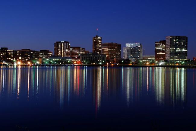 Штат Массачусетс - Бостон - фото США