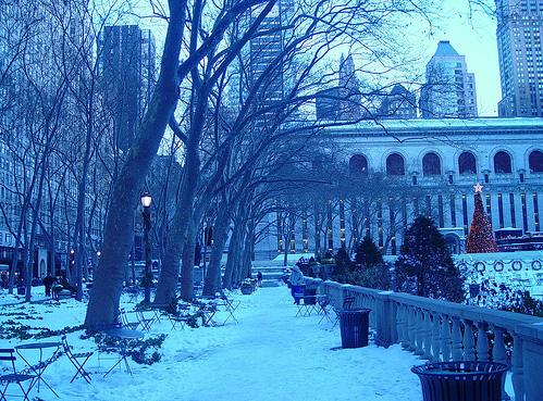 Нью-Йорк - штаты США - фото