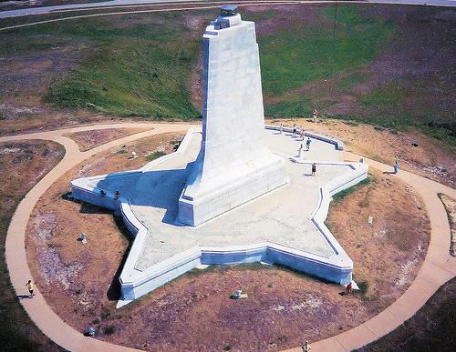 Северная Каролина - мемориальный комплекс - фото США