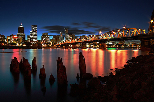Штат Орегон - фото США