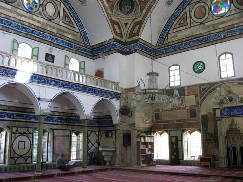 Мечеть Аль-Джаззар - Акко - фото botinok.co.il