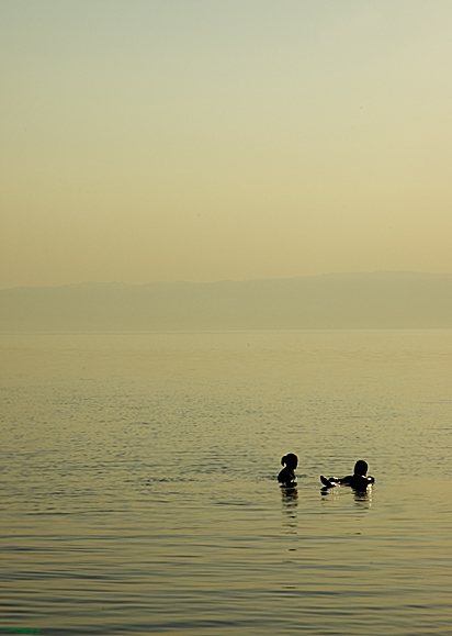 Мертвое море - фото flickr.com