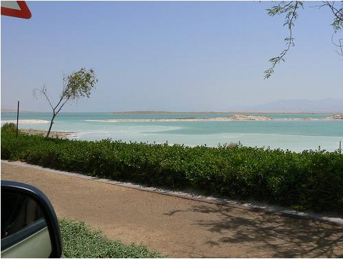Израиль - Мертвое море - фото flickr.com
