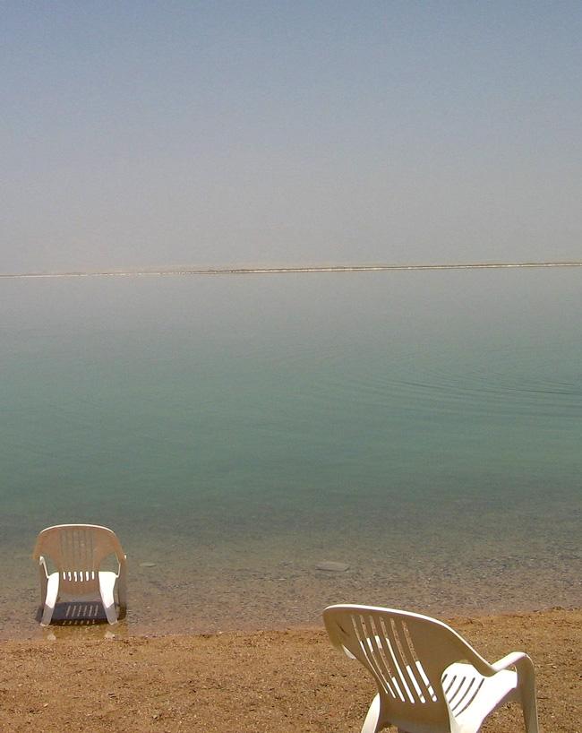 Израиль - отдых на Мертвом море - фото flickr.com
