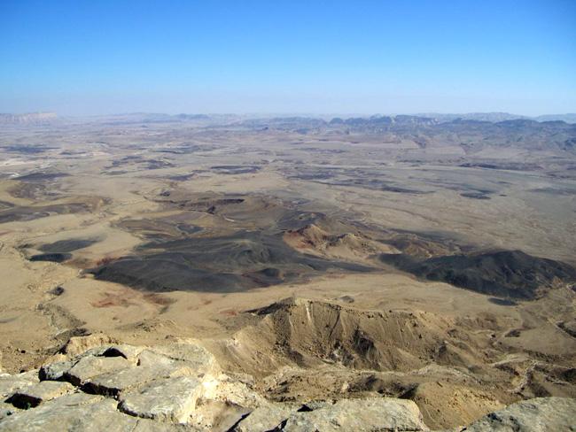 Израиль - Пустыня  Мицпе-Рамон - фото