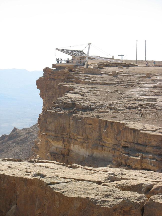Израиль - Пустыня  Мицпе-Рамон
