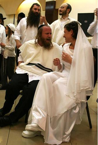 Свадьба в Израиле - фото