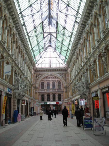 Пассаж в Одессе - фото