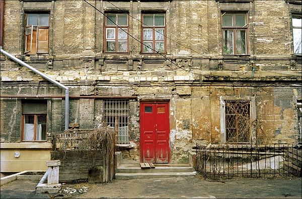 Одесса - дома в Одессе - фото
