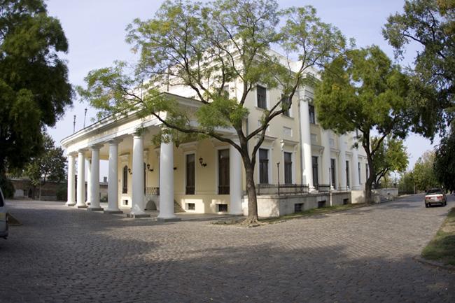 Воронцовский дворец в Одессе - фото