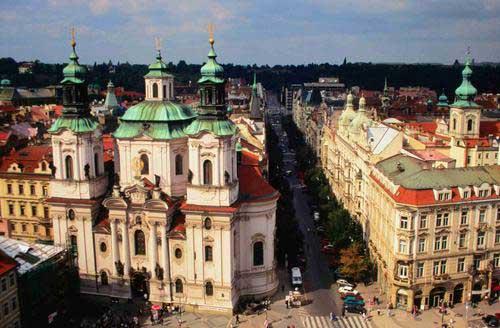 Замок Чески Крумлов - фото