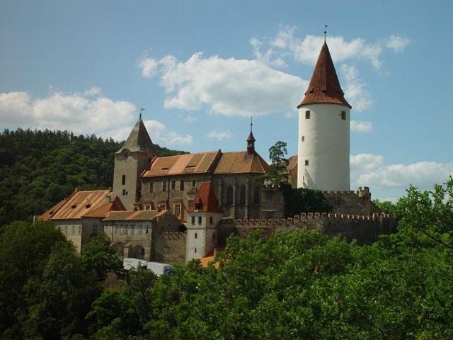 Замок Кривоклат - фото