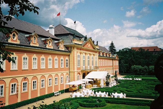 Замок Добриш - фото