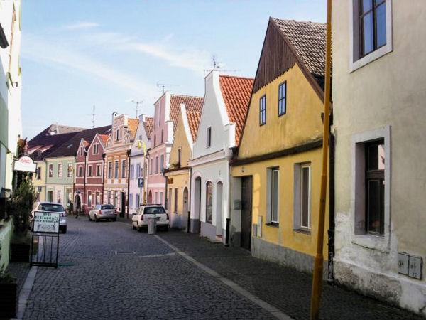 Тршебонь - город Чехии - фото Travel.ru