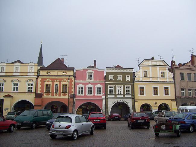Город Литомышль - Чехия - фото